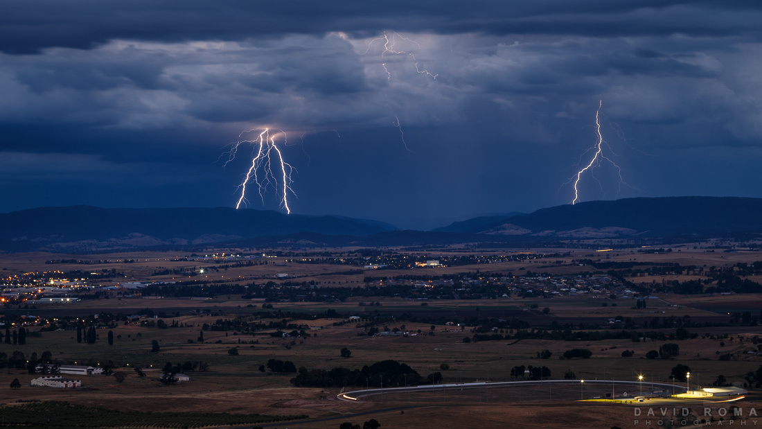 Electric Dreams - Summer arrives in Bathurst with a bang