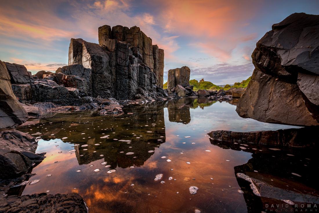 Follow the light - Bombo Headland, Kiama, NSW, Australia