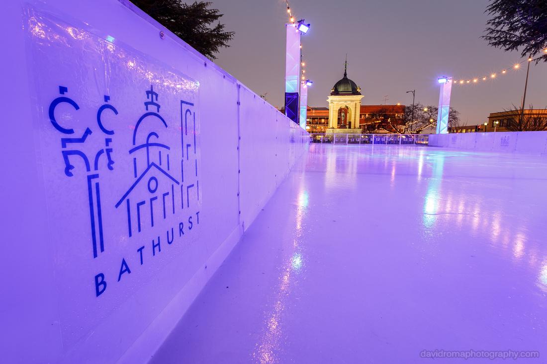 Bathurst200 ice rink