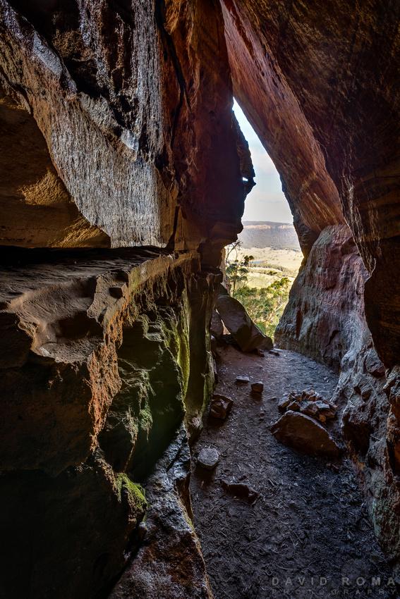 Bushrangers Cave