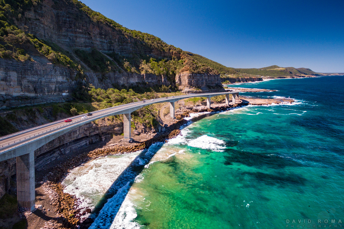 Seacliff Bridge - Clifton NSW