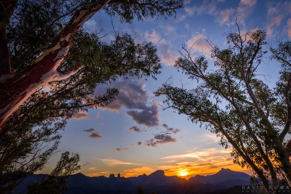 Majestic Warrumbungles - NSW, Australia