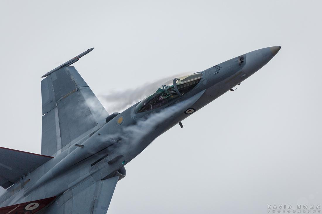 Condensed - FA-18 Super Hornet