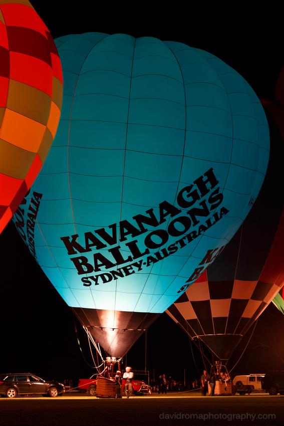 Kavanagh Balloon Glow