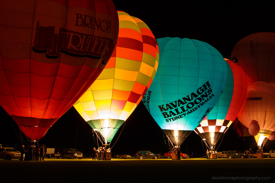 Balloon Glow tight
