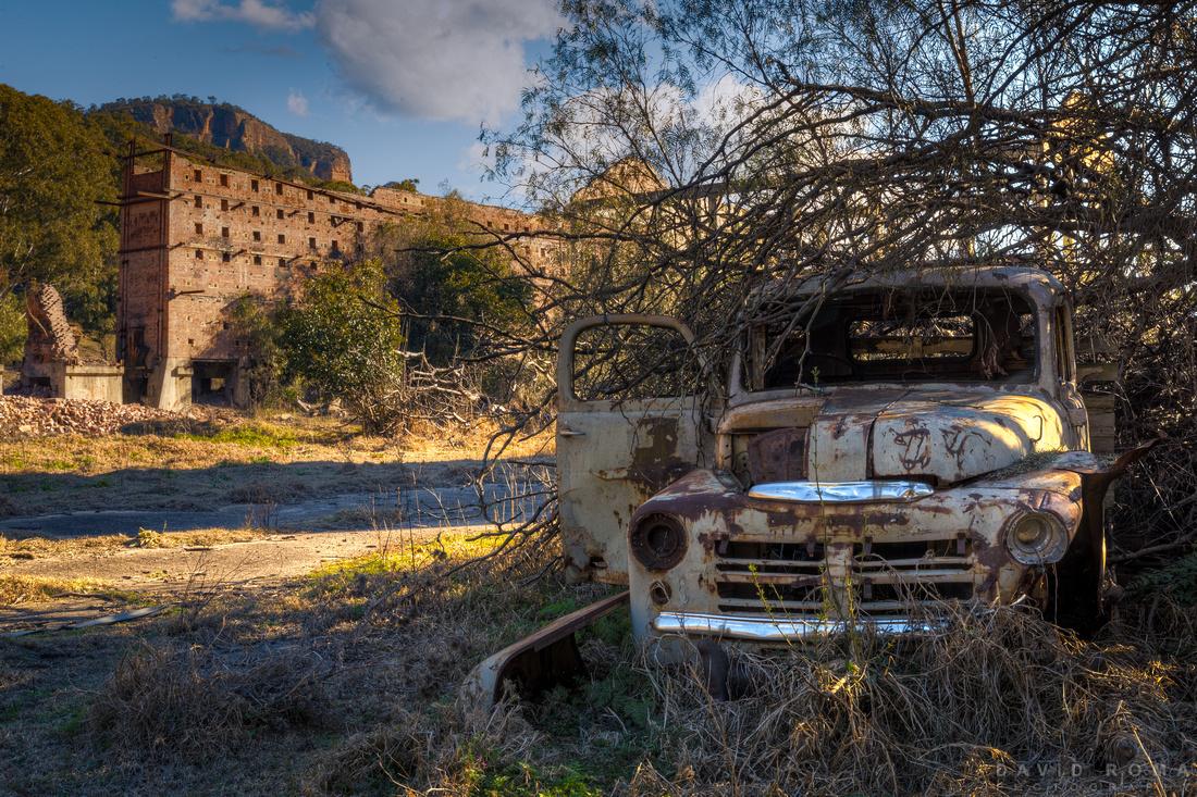 Abandoned drive