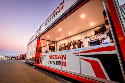 Nissan Popup shop