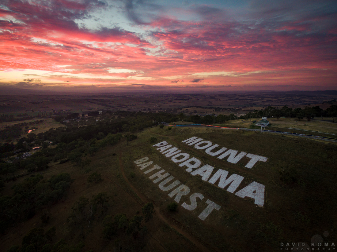 Mount Panorama Bathurst Sunrise