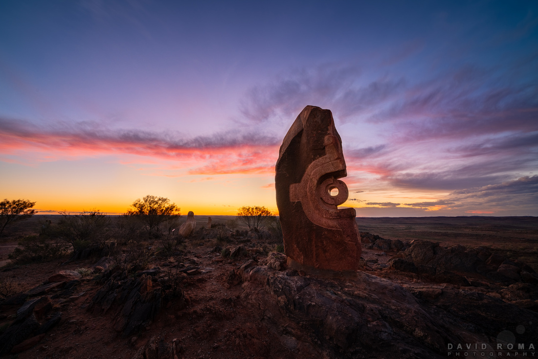 The Living Desert Sunset Sculptures