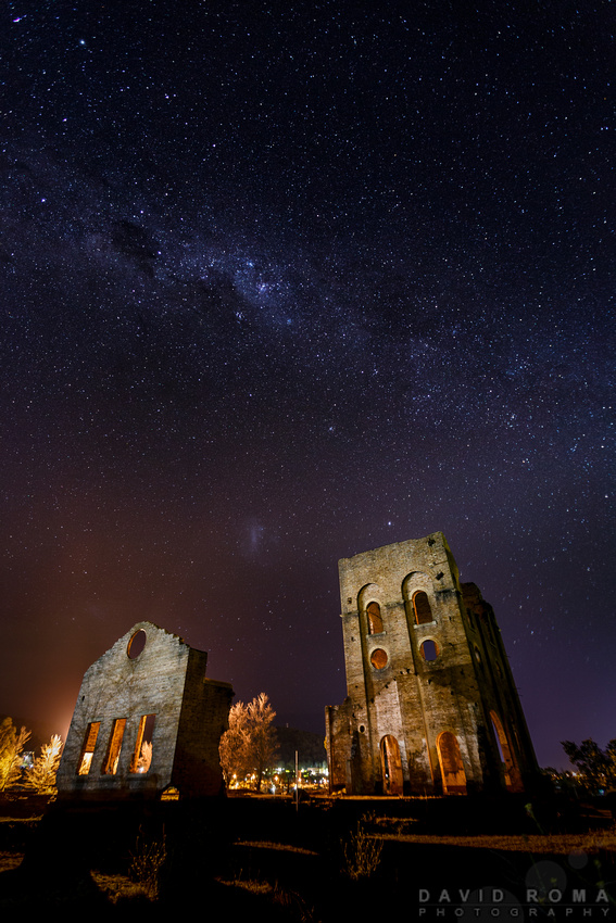 Milkyway - Lithgow Blast Furnace, NSW, Australia