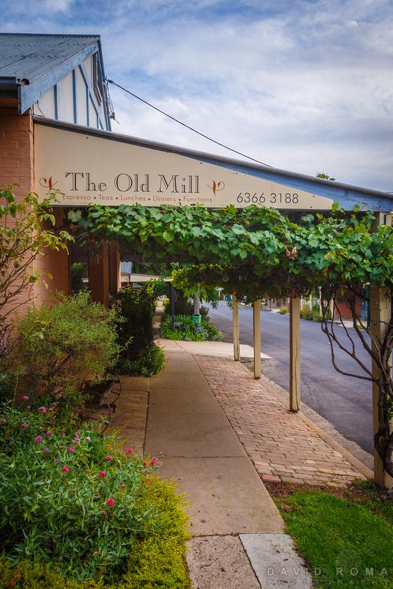 Millthorpe Old Mill