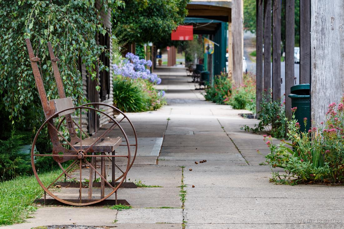 Millthorpe wheelchair far
