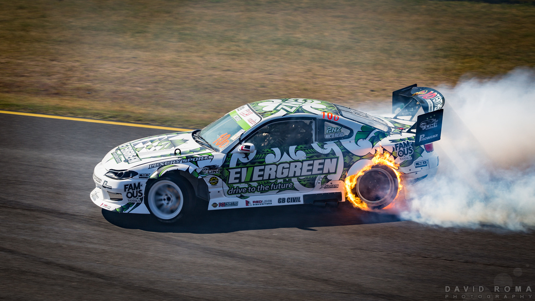 Fire Drift wtac 2016