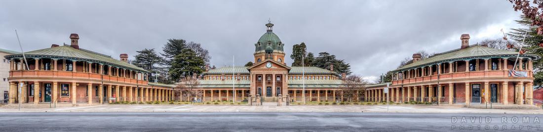 Bathurst Courthouse Complete
