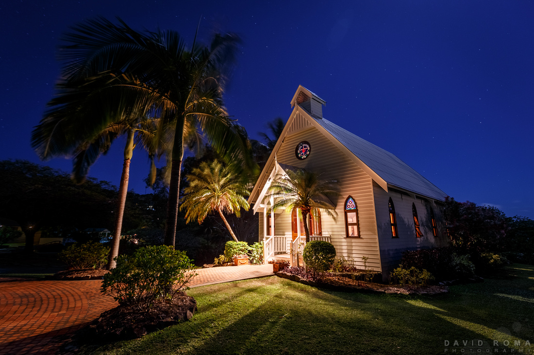 All Saints Chapel Hamilton Island