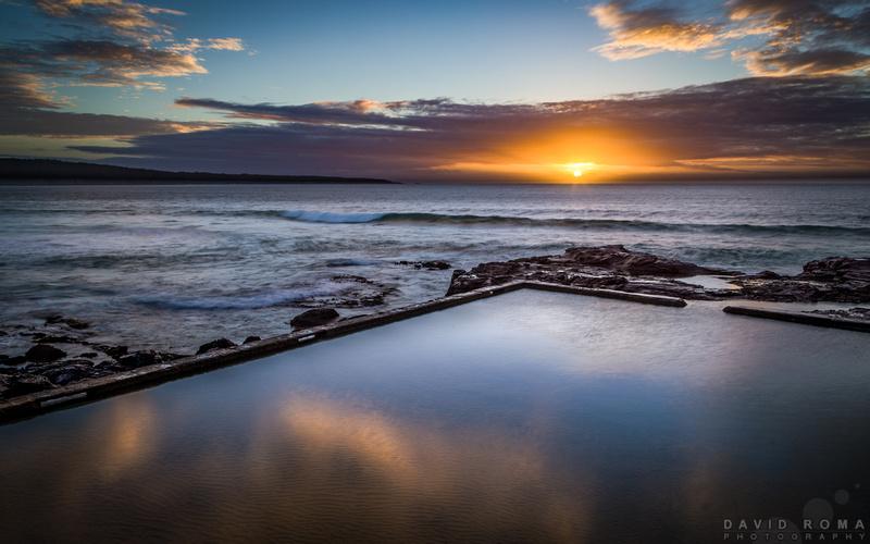 Aslings Beach Rock Pool Eden