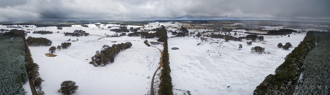 Snow 3 ways