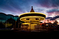 Sunset Carousel