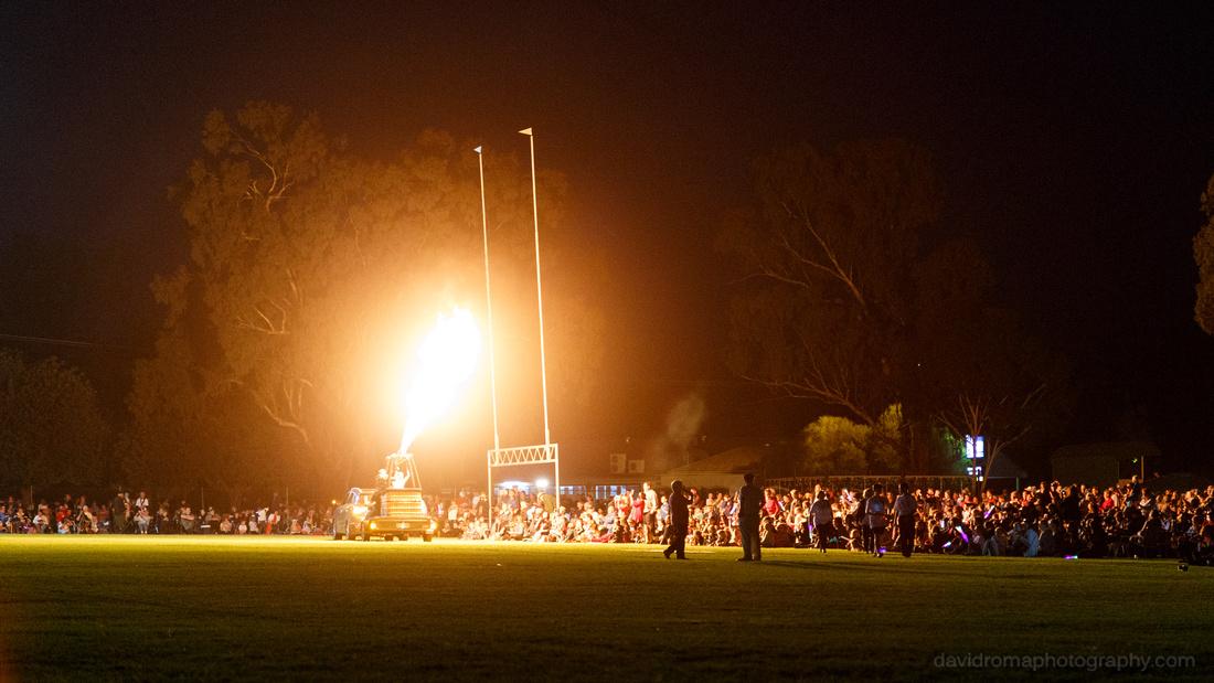 Fire Goal